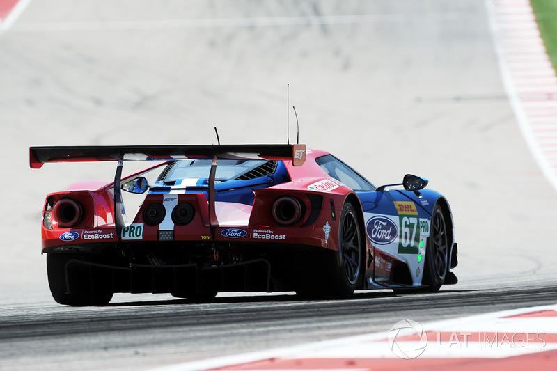 #67 Ford Chip Ganassi Team UK Ford GT: Енді Пріоль, Гаррі Тінкнелл