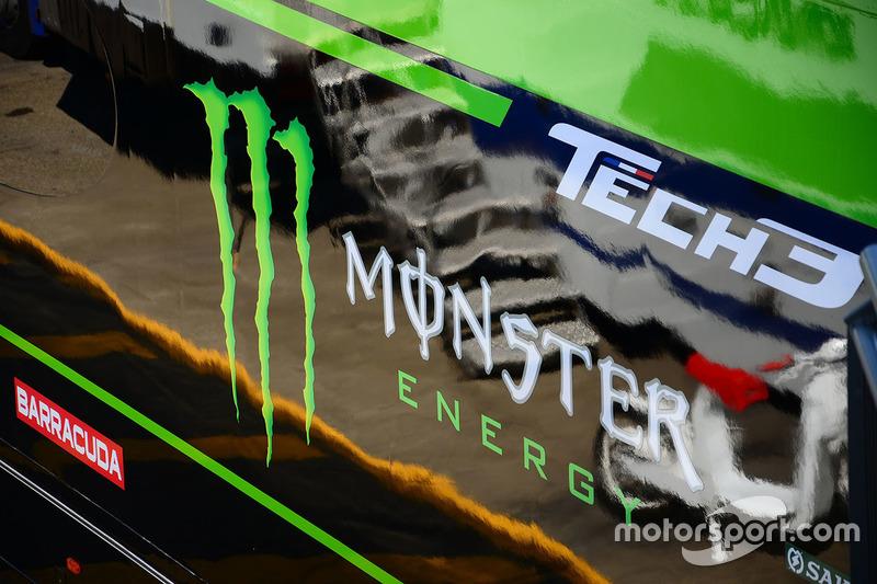 Monster Yamaha Tech 3, Logo