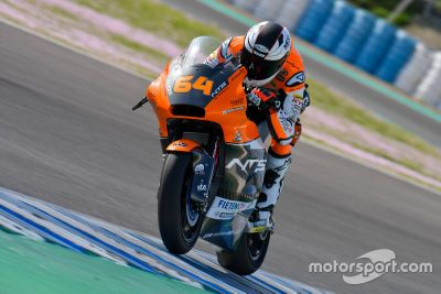 Moto2-Test in Jerez