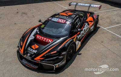 McLaren Bathurst announcement
