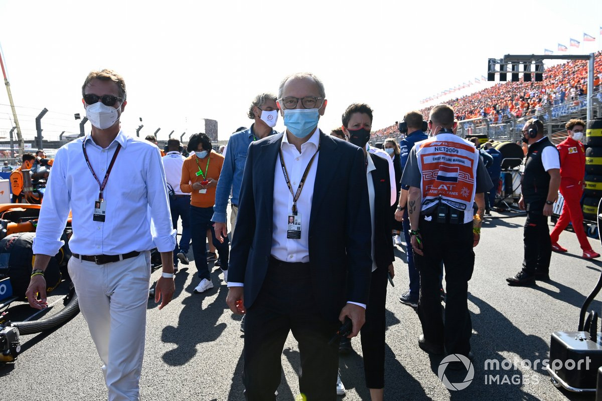 F1 boss Domenicali has lots of factors to consider when weighing up whether to increase frequency of sprints