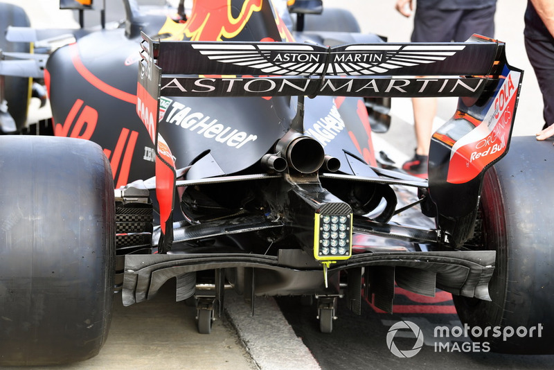 Red Bull Racing RB14 rear