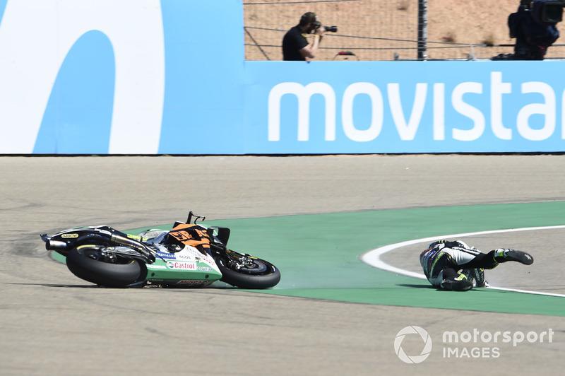 MotoGP Aragon: Cal Crutchlow, Team LCR Honda