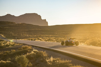 Daniel Ricciardo, Red Bull Racing in Monument Valley