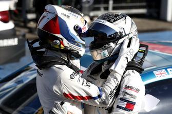 Marco Wittmann, BMW Team RMG, Gary Paffett, Mercedes-AMG Team HWA