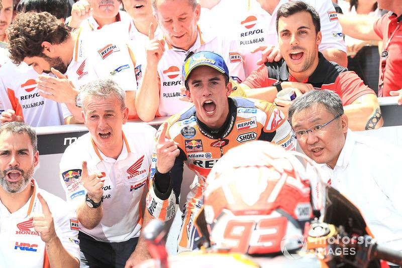 #18 GP de Malaisie - Victoire : Marc Márquez