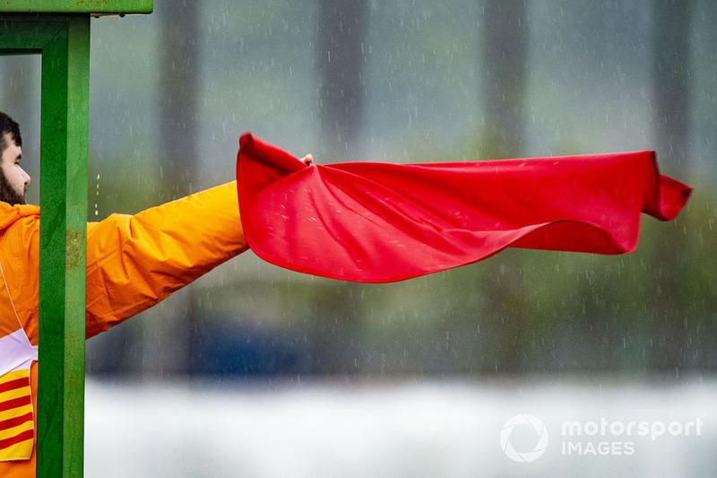 Bendera merah