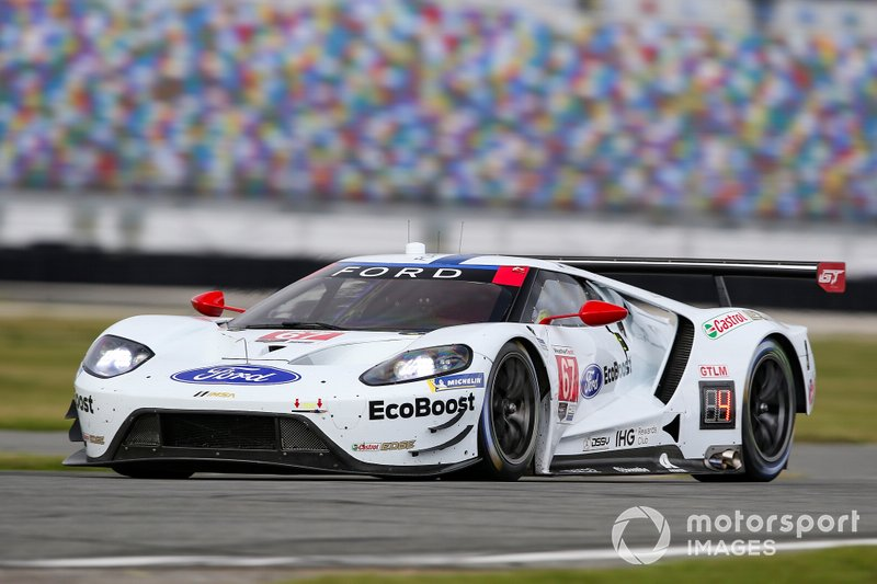 #67Ford Chip Ganassi Racing, Ford GT (GTLM)