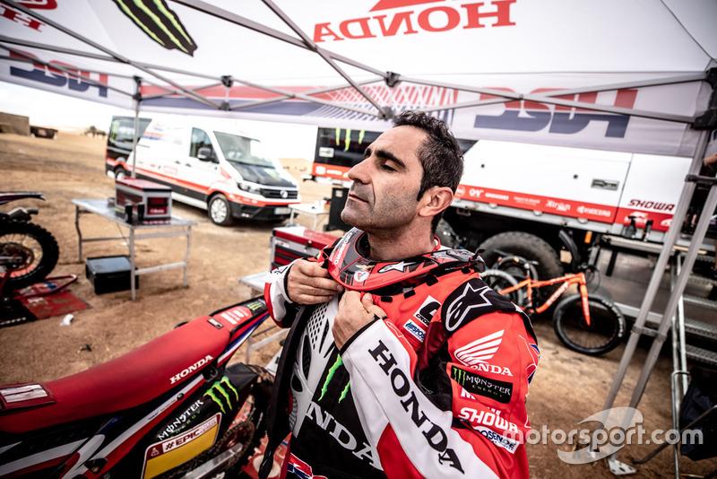 Paulo Gonçalves, Monster Energy Honda Team
