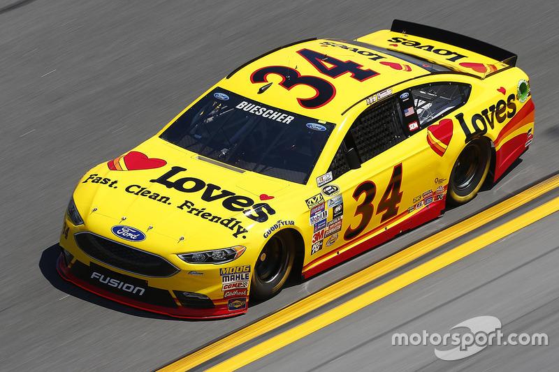 #34 Chris Buescher (Front-Row-Ford)