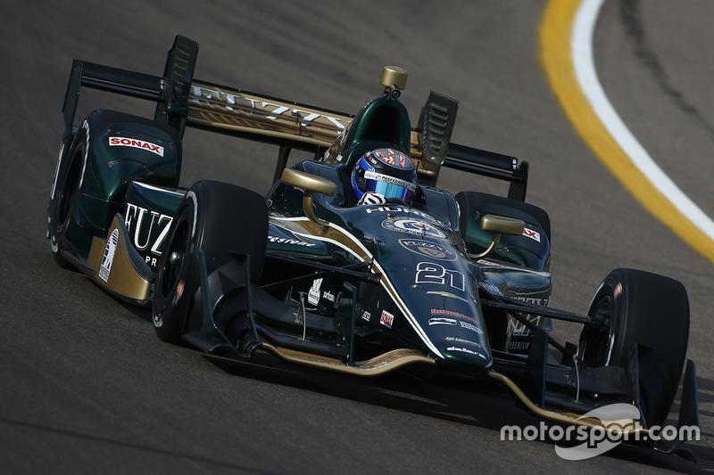 21. ДжейАр Хільдебранд, Ed Carpenter Racing Chevrolet