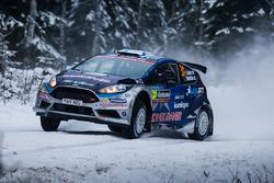 Teemu Suninen, Mikko Markkula, Ford Fiesta R5