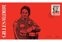 Briefmarke: Gilles Villeneuve