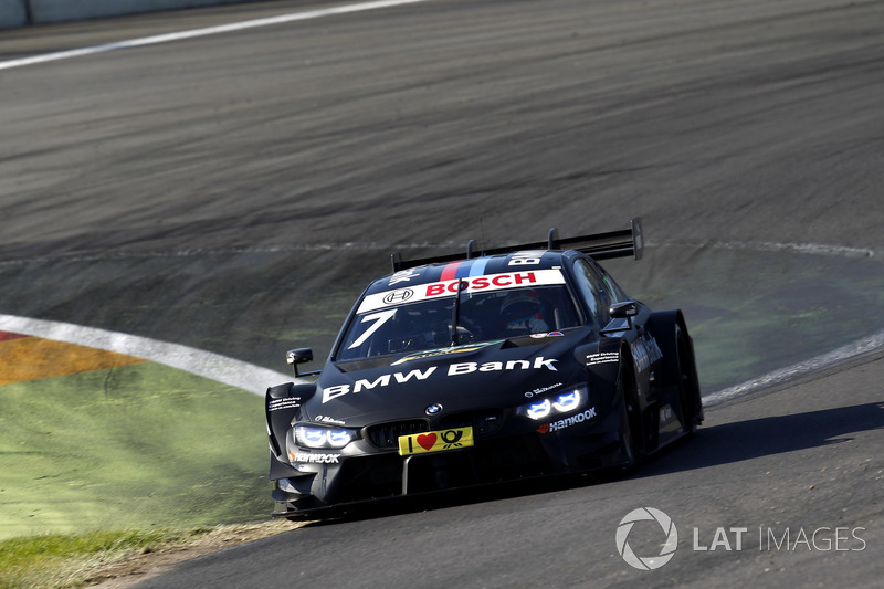 16. Bruno Spengler, BMW Team RBM, BMW M4 DTM