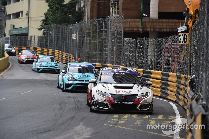 Tiago Monteiro, West Coast Racing, Honda Civic TCR