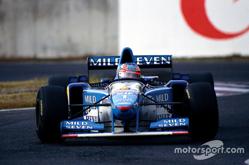 #19 GP du Japon 1995