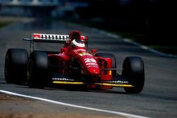 Герхард Бергер, Ferrari 412T1B