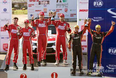Asia Pacific Rally Championship: Hindistan