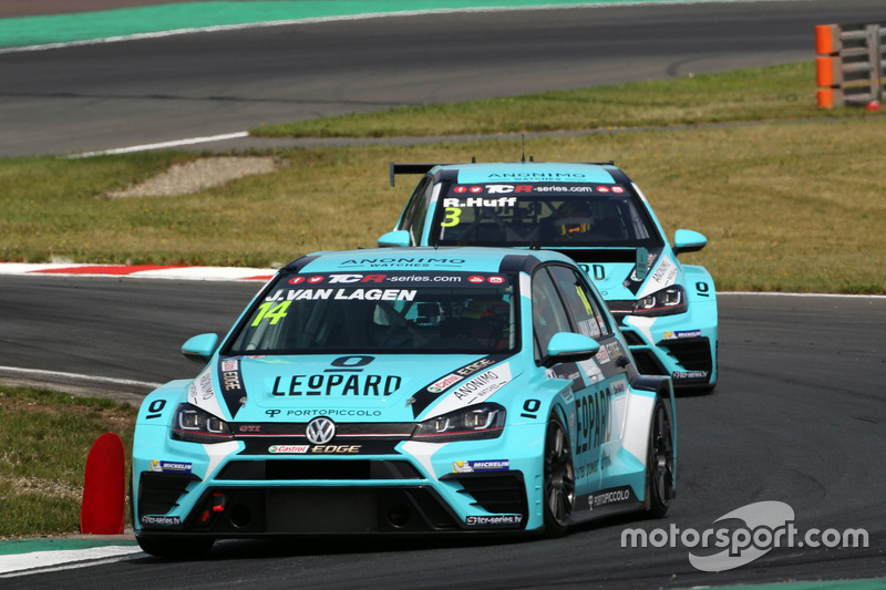 Яп ван Лаген, Leopard Racing Team WRT, Volkswagen Golf GTi TCR