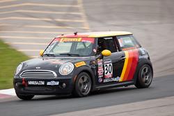 #30 Indian Summer Racing MINI Cooper: Travis Washay