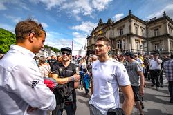 Nico Müller, Audi Sport Team WRT y Edoardo Mortara, Akka ASP