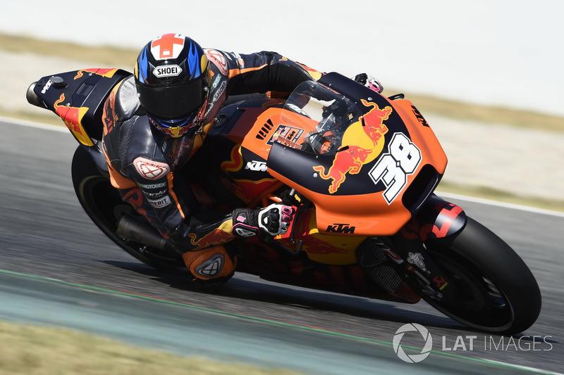 Nicht angetreten: Bradley Smith, Red Bull KTM Factory Racing