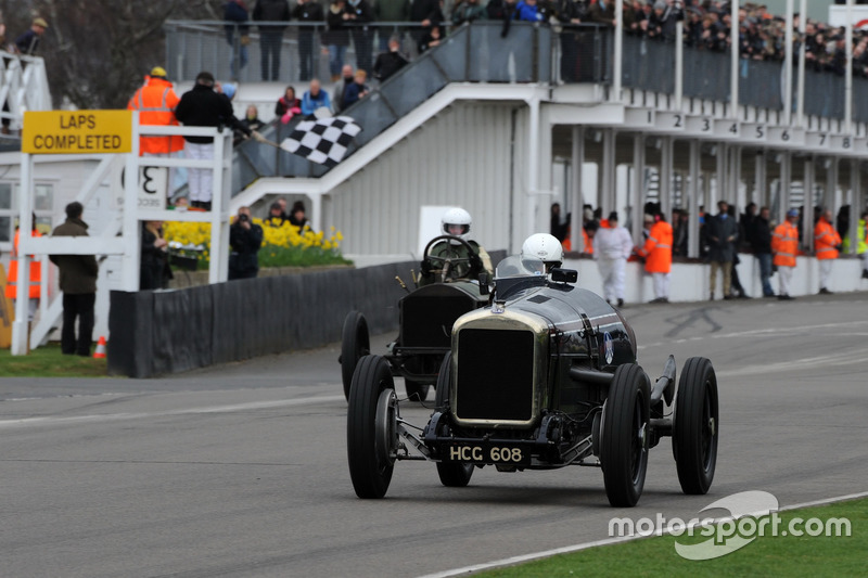 S F Edge Trophy, Finish, Sielecki Delage