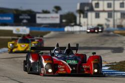 #38 Starworks Motorsports, ORECA FLM09: James Dayson