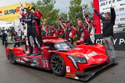 Race winner #31 Action Express Racing Cadillac DPi: Eric Curran, Dane Cameron