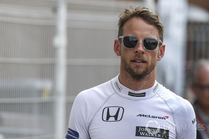 Jenson Button – GP de Mônaco de 2010