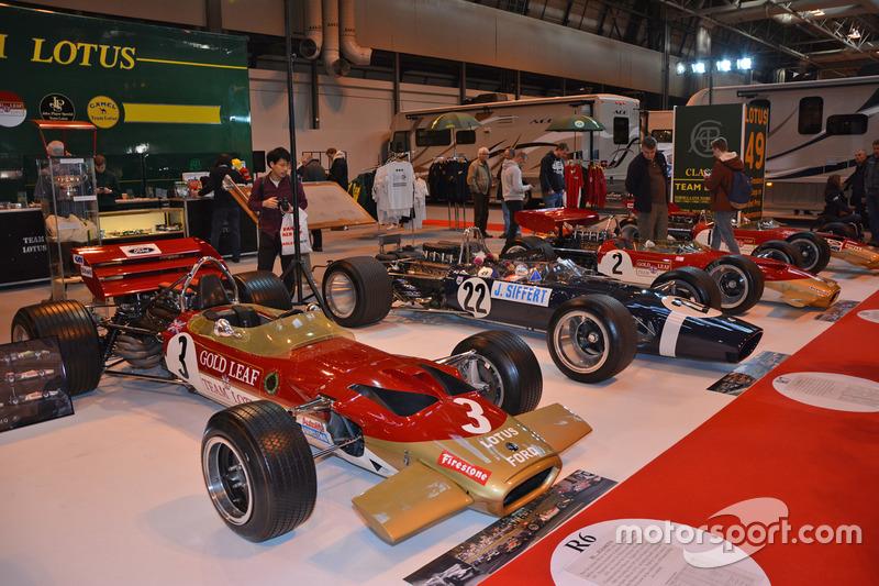 Lotus F1 clásico