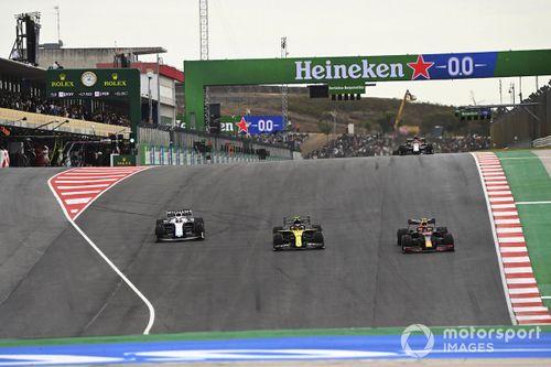 Liveblog - De eerste vrije training voor de Grand Prix van Portugal
