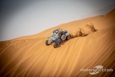 Silk Way Rally