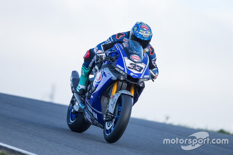 Marco Melandri, Pata Yamaha