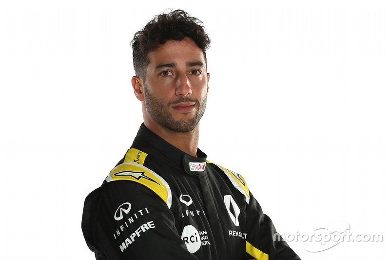 2019 - Daniel Ricciardo, Renault F1