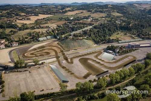 Presentación del MXGP de Italia