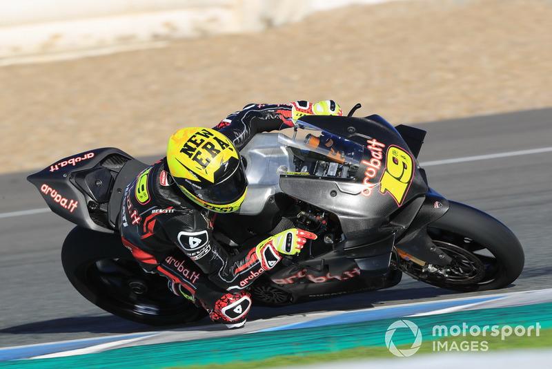 Essais Superbike de Jerez