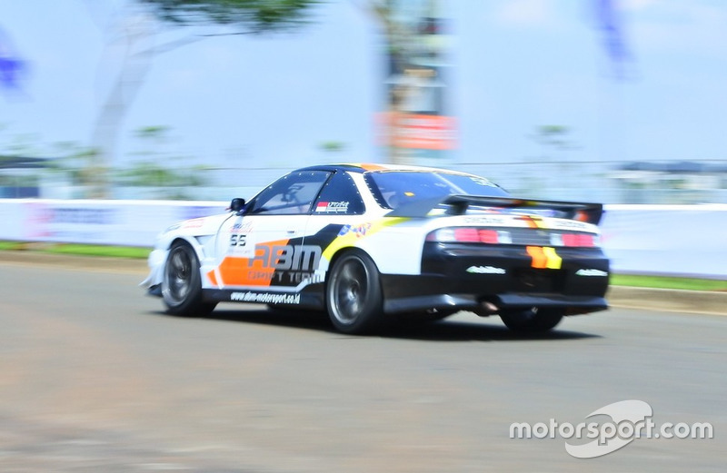 Emmanuel Amandio, ABM Motorsport