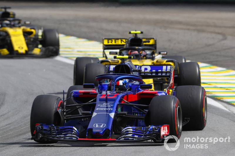 Pierre Gasly - Toro Rosso: 7 puan