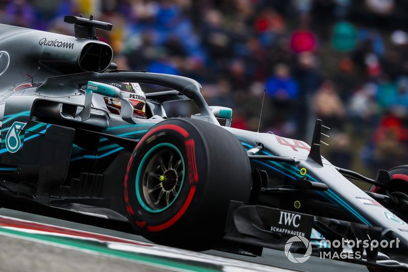 Lewis Hamilton in der Formel 1 2018