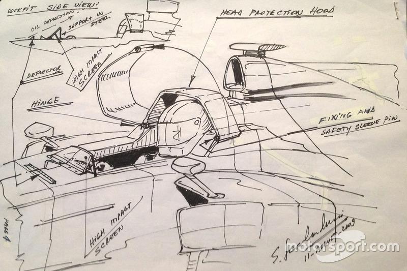 Aktiver Cockpitschutz von Enrique Scalabroni