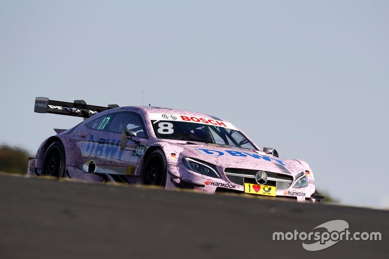 13. Christian Vietoris, Mercedes-AMG Team Mücke, Mercedes-AMG C63 DTM