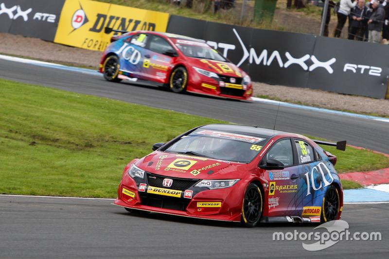Jeff Smith, Eurotech Racing; Martin Depper, Eurotech Racing