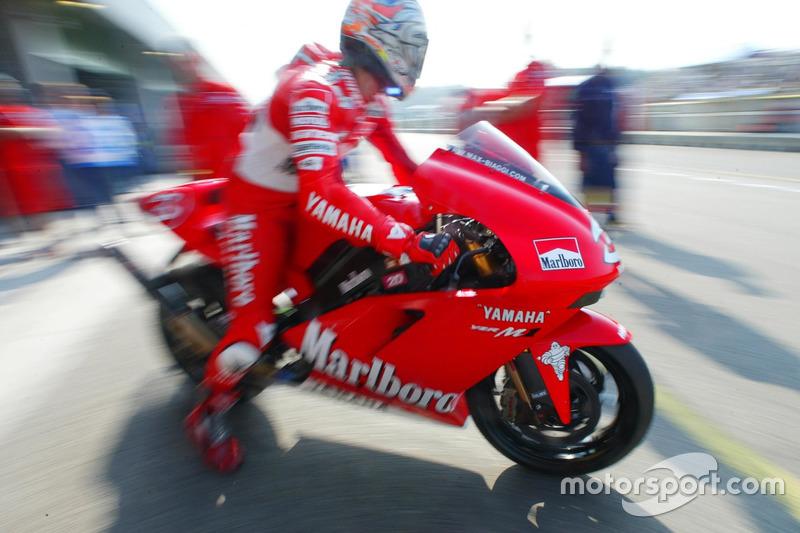 Max Biaggi, Marlboro Yamaha Team
