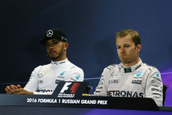 Conferencia de prensa: Nico Rosberg, Mercedes AMG F1 Team, ganador del segundo lugar de Lewis Hamilt