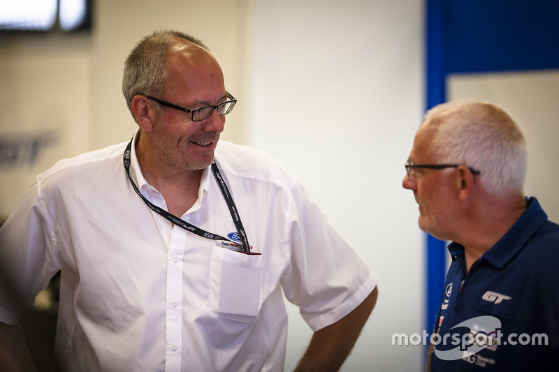 George Howard-Chappell, Ford GT program manager