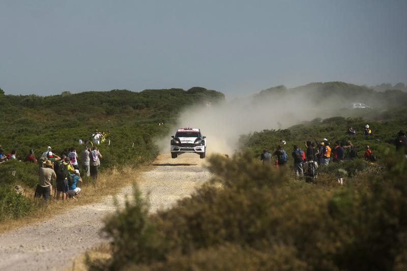 Marius Aasen, Veronica Engan, Drive DMACK Trpohhy Team, Ford Fiesta R5