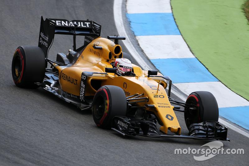 15. Kevin Magnussen, Renault Sport F1 Team