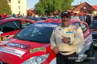 Sanjay Takale WRC3 announcement