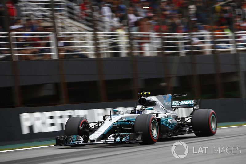 Bottas after claiming pole in qualifying